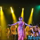 Hema,Karisma,Esha At The Launch Of Pune Festival 2014