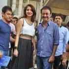 Aamir Khan And Anushka Sharma Unveil PK Movie Teaser