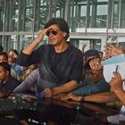 Shah Rukh Khan In Kolkata To Promote In Happy New Year