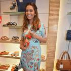 Actress Esha Gupta Launched A New Bata Store In Mumbai