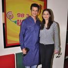 Sharman Joshi Promotes Super Nani At Radio Mirchi In Mumbai