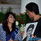 King Khan Celebrated 49th Birthday With Media And Fans