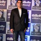 Arbaaz,Kriti And Rahul At Gillette Campaign Launch