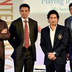 Master Blaster Sachin Tendulkar Unveils His Autobiography Playing It My Way