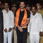 Anil Kapoor Snapped With Wife Sunita Kapoor At Siddhivinayak Temple