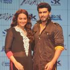 Arjun And Sonakshi Launch The Trailer Of Tevar Movie
