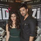 Priyanka Chopra Cousin Barbie Handa And Her Team At Zid Movie Interviews