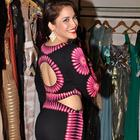 Rashmi Nigam At Atosa For Malini Ramani And Amit Aggarwal Preview