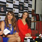 Bipasha And Malaika At Launch Between Amazon.In And The Label Corp