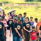 Jacqueline Fernandez At CJS And Srilanka Wildlife Conservation Society Walk