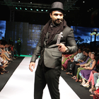 Ajaz Khan Graced At The Madame Style Week 2014