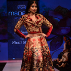 Shriya Saran On Ramp At The Madame Style Week 2014