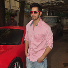 Huma Qureshi And Varun Dhawan Snapped At Sunny Super Sound Studio