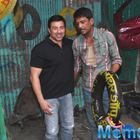 Sunny Deol Promote Upcoming Movie Zed Plus