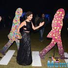 Mandira Bedi,Arbaaz Khan And Sophie Choudry At British Airways Bash