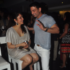 Isha Koppikar And Timmy Narang At The Launch Of Kipos