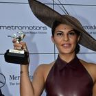 Jacqueline Fernandez At Metro Motors Auto Hanger Sir H.M. Mehta Million Trophy
