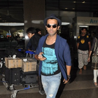 Rajkummar Rao And Patralekha Snapped At The Airport