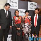 Esha Gupta At Satya Paul Disney Launch