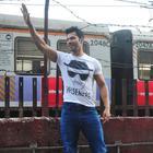 Varun Dhawan Promotes Badlapur At Getty cinema