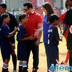 Salman And Nita Ambani Kickstart A Football Movement