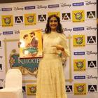 Sonam Kapoor Launches Khoobsurat Movie DVD