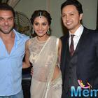 Bollywood Celebs At Purabi Joshi Wedding Ceremony
