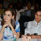 Dia Mirza And Richa Chadda At Advertising Council Of India Event