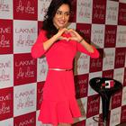 Shraddha Kapoor At Lakme Lip Love Lip Care Product Launch Event