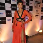 Jacqueline Fernandez At The Elle Graduates Fashion Show