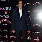 B-Town Celebs At Sansui Colors Stardust Awards 2014