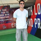 Celebs At Barclays Premiere League 2014 Event