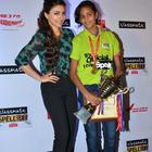 Soha Ali Khan At ITC Classmate Spell Bee Season 7 Contest