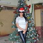 Shriya Saran Celebrate Christmas With Access Life NGO Kids