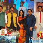 Vivek Oberoi And Other Celeb At Atal Bihari Birthday Celebration