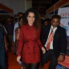 Kangana Ranaut Attends ITT Travel Exhibition At PVR