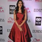 Aditi Rao Hydari At The Cover Launch Of Femina Salon And Spa Magazine