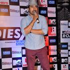 Rannvijay,Vijender,Esha And Karan At MTV Hero Roadies X2 Press Meet