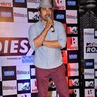 Rannvijay,Vijender,Esha And Karan At MTV Hero Roadies X2 Press Meet