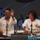 Celebs At Musical Homage To Ustad Alla Rakha