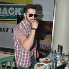 Varun Dhawan Snapped On Lonavla Highway