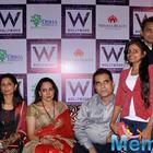 Hema Malini At Nirvana Realty And Disha Direct Wollywood Projects