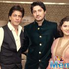 Shah Rukh Khan At Wedding Reception Of Manali Jagtap