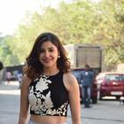 Anushka Sharma Snapped At NH10 Promotions