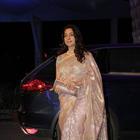 Stars Attend Smita Thackerey Son Wedding Reception