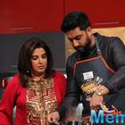 Abhishek Bachchan And Alia Bhatt Cook It Up On Farah Ki Daawat