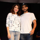 Anushka And Neil Promote NH10 At NM College Annual Festival