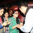 Click The Photos Of Varun Dhawan Promotes Badlapur At Gaiety