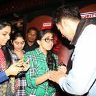 Click The Photos Of Varun Dhawan Promotes Badlapur At Gaiety