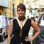 Huma Qureshi At Launch Of Oriflame's The One Cosmetics Range